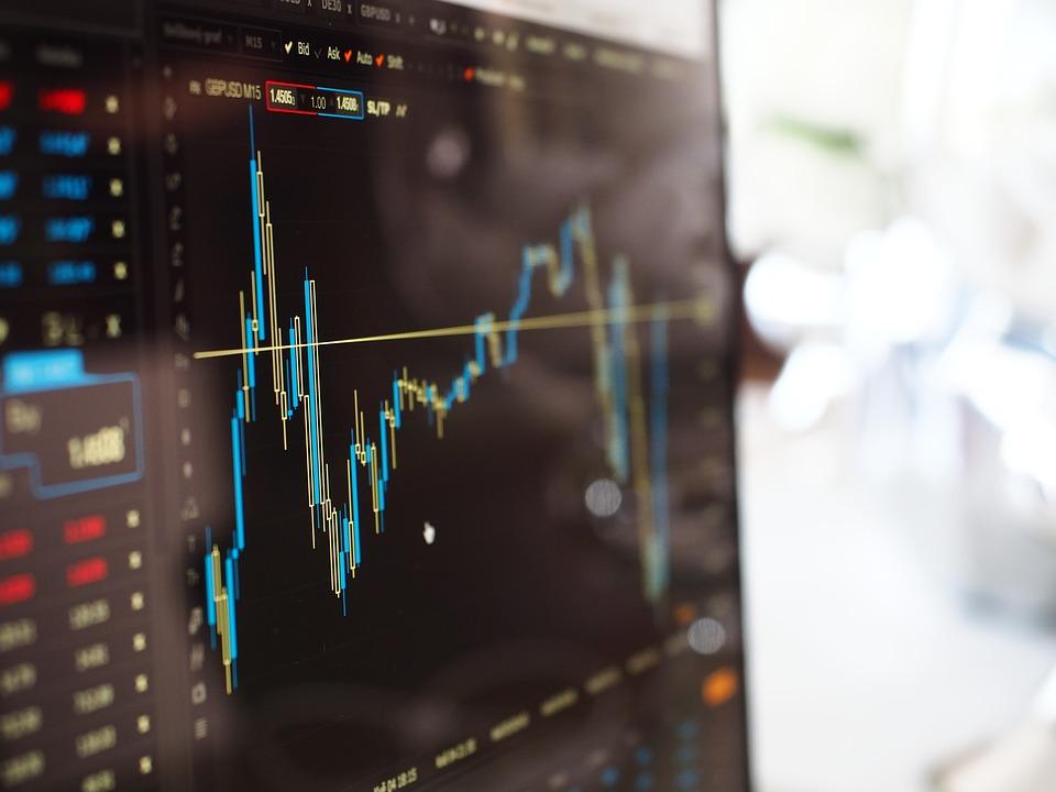 Graphiques marchés financiers