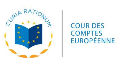 Logo de la cour des comptes européenne