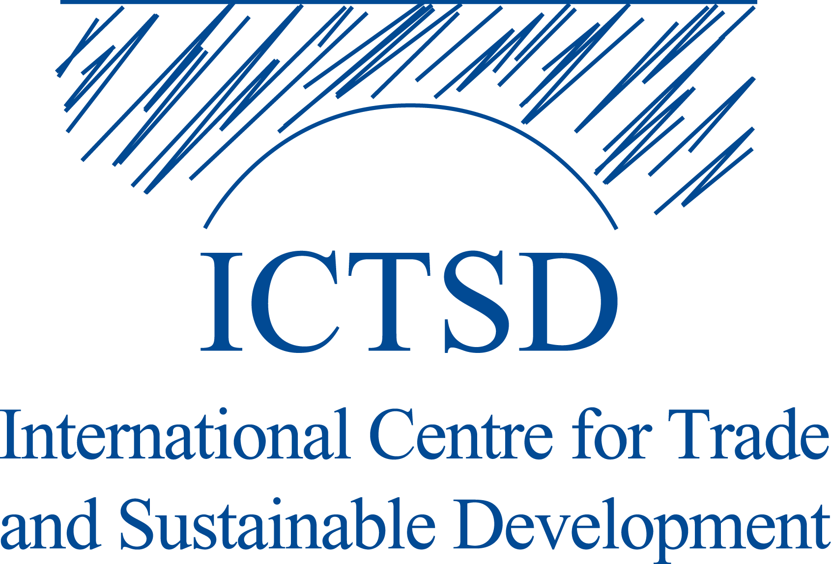 Logo de l'ICTSD