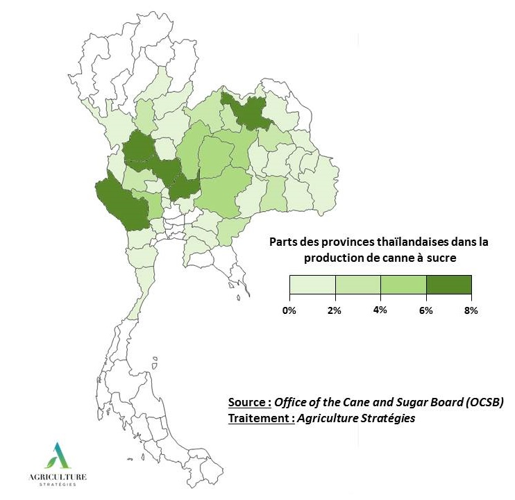 Thailand's sugar policy : a recent challenge | Agriculture